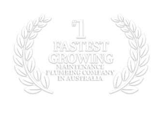 #1 Fastest Growing Maintenance Plumbing Company In Australia