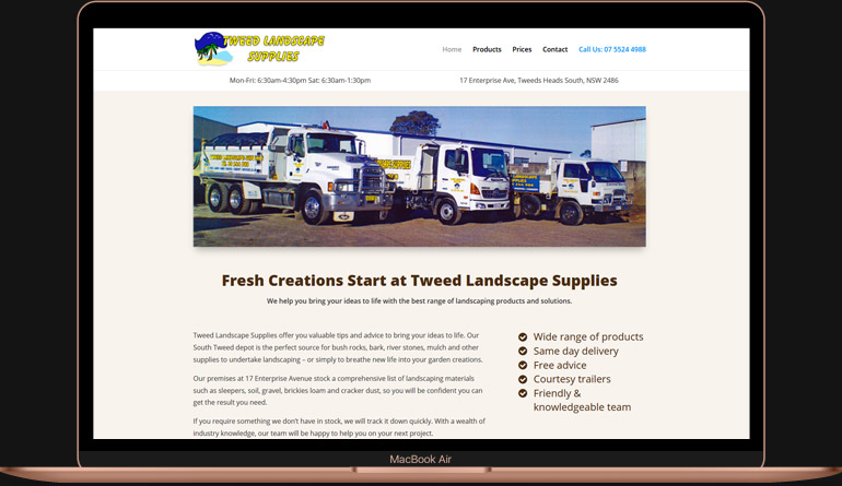 Tweed Landscape Supplies